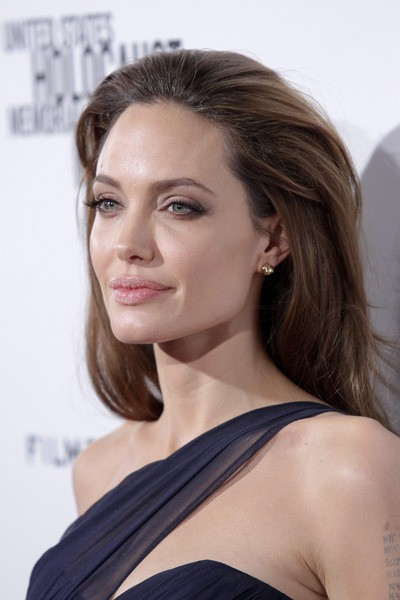 Angelina Jolie Los Angeles Premiere