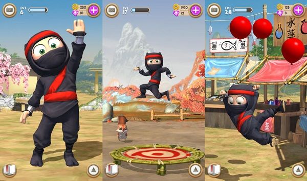Clumsy-Ninja-Screenshot